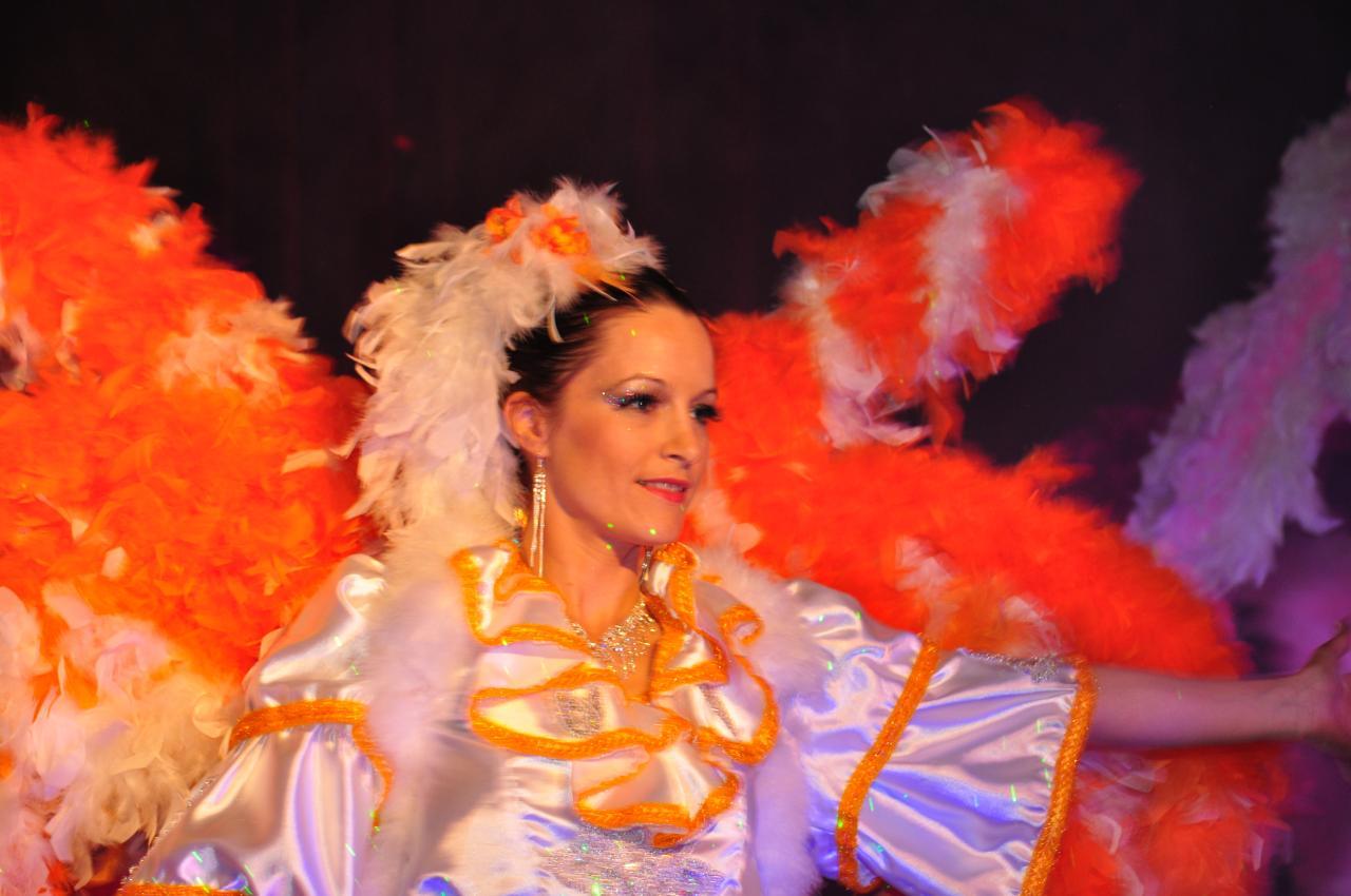 Vanessa dans