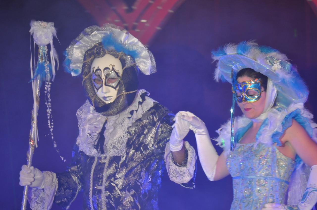 Le Carnaval de Venise sur
