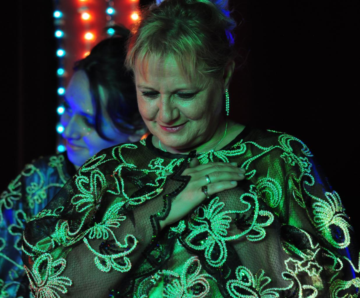 Dominique dans