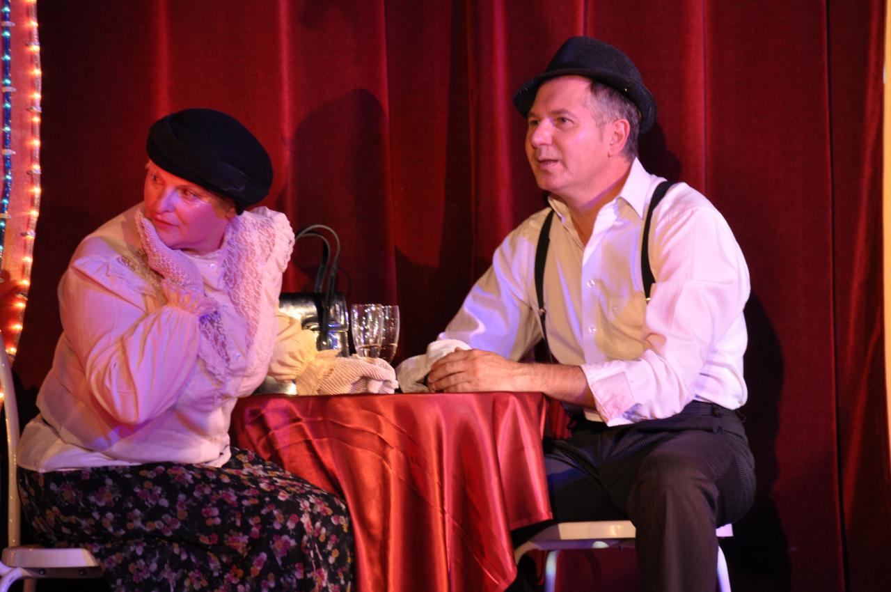 Dora et Antoine dans