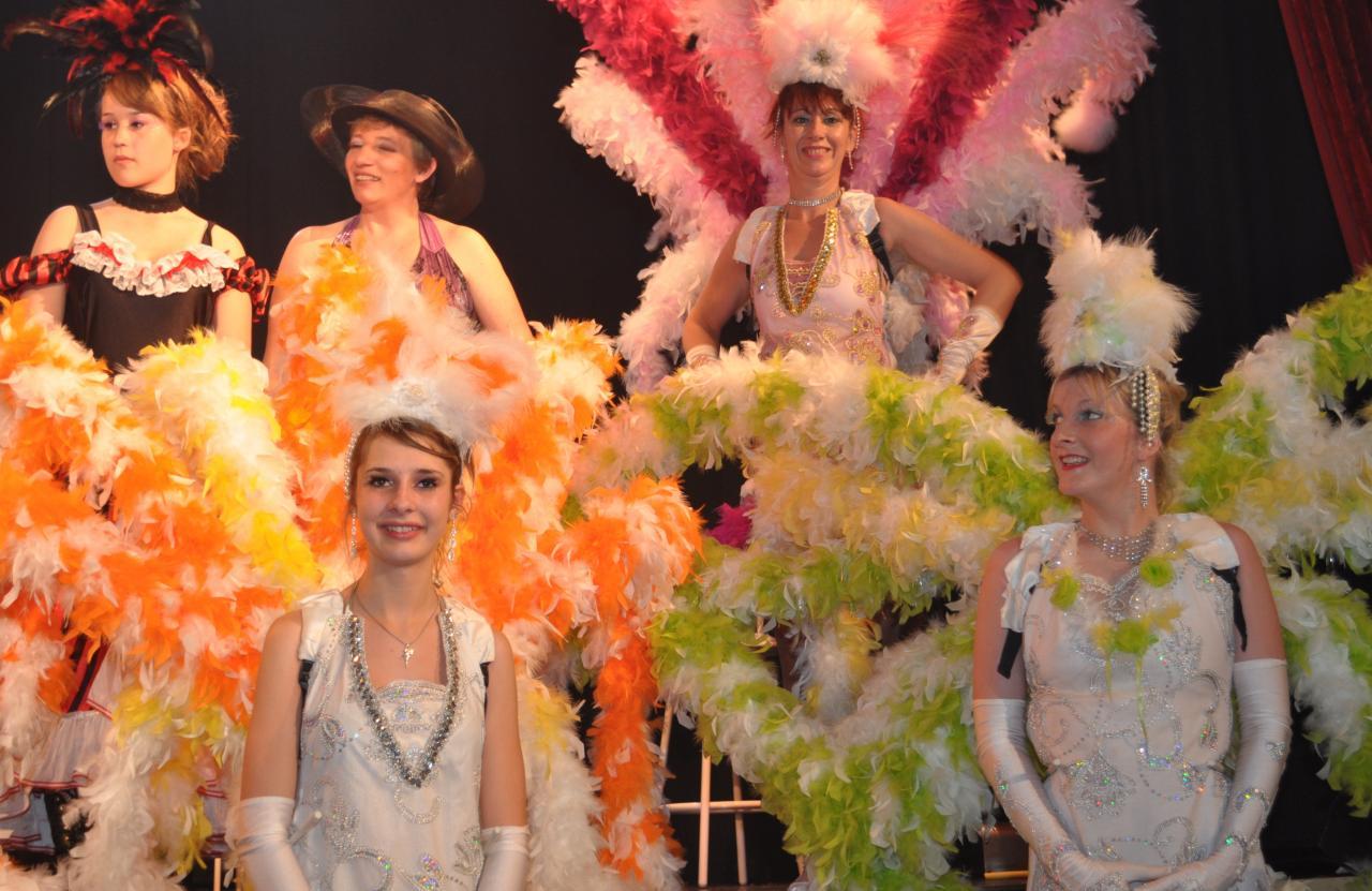 LES DARLING'S - Espace des Halles - CHATEAUROUX - Samedi 9 Avril 2011