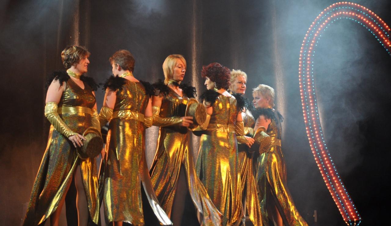 LES DARLING'S - ISSOUDUN (PEPSI) - SAMEDI 19 NOVEMBRE 2011
