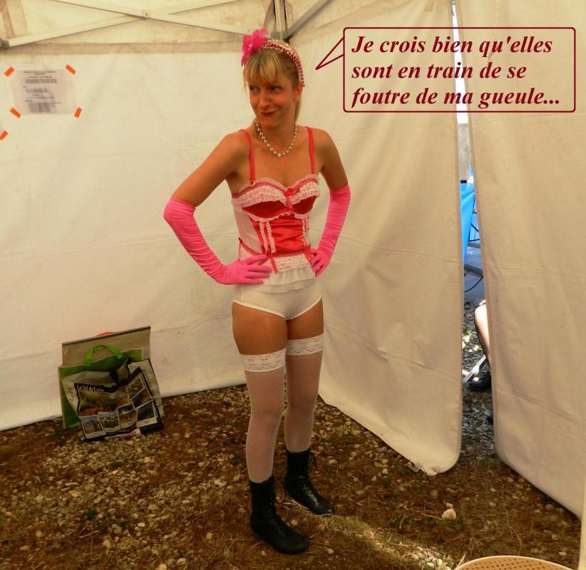 Nouveau costume de Céline???