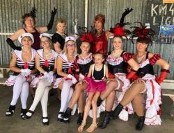 nos belles danseuses